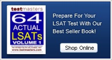 Prepare for your LSAT test with our best seller book!