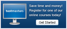 Save time and money! Register for one of our online courses today!