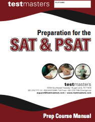 SAT Prep Course | Testmasters