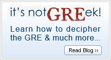 It's not GREek! Learn how to decipher GRE and more!