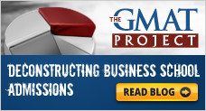 The GMAT Project - Deconstructing Business School Admissions